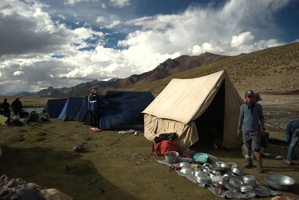 Camp Nimaling