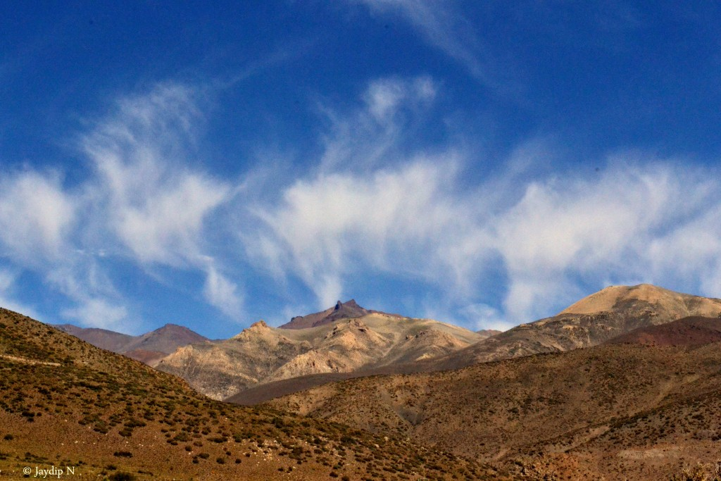 Malargüe - Andes