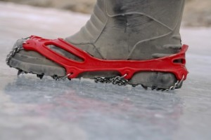 what shoe should I use during the Chadar trek