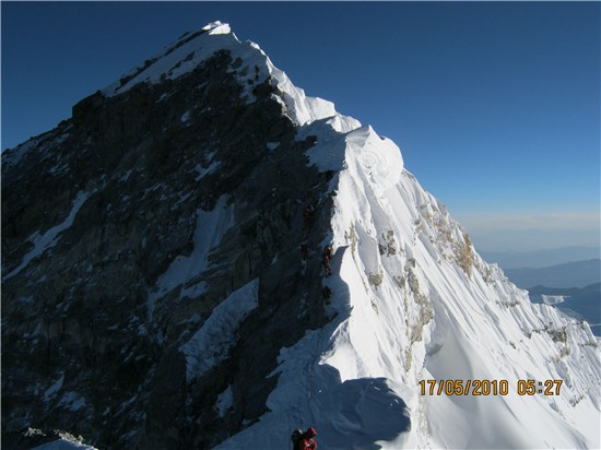 everest---hillary-step