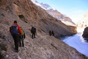 Zanskar Canyon trek