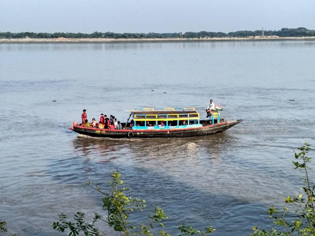 Ichamati Bangladesh border