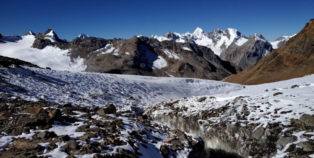 Pin Parvati Pass trek Himachal Himalayas